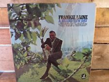 FRANKIE LAINE A Brand New Day LP Record Album Vinyl
