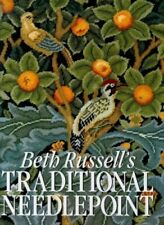 Beth Russell's Traditional Needlepoint by Beth Russell 0715399845