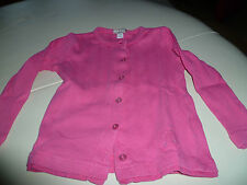 "TRES BEAU GILET   ROSE     ""  ORCHESTRA  "" 3  ANS  TTBE"