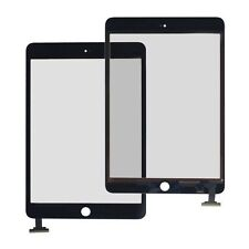 Replacement For Apple iPad Mini in Black Touch Screen Digitizer Front Lens GLASS