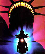New listing 1985 Harley-Davidson Brochure -Fxrs Low Glide-Fxrt Sport Glide-Fxst Softail