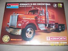 "LAST ONE! 1/16 Monogram ""Historic Series"" Kenworth W-900 kit, factory sealed"