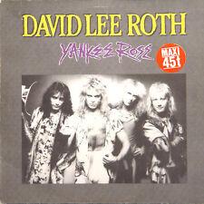 DAVID LEE ROTH Yankee Rose GER Press Warner 920 505-0 1986 Maxi 45 Tours