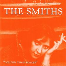 THE SMITHS 'LOUDER THAN BOMBS' 24 TRACK CD