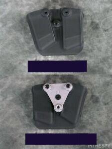 G-Code GDM Kydex Pistol Double Magazine Carrier Mag Holster for Glock 9/40/357