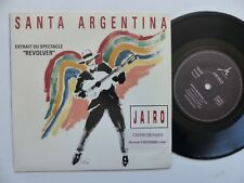 JAIRO Santa Argentina  Revolver Sticker Casino de Paris 196447 promo RRR