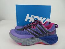 Hoka One One Speedgoat 3 Athletic Running Shoes Purple/Pink Womens Size 10.5 NEW
