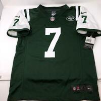 Nike New York Jets Geno Smith #7 NFL Football Jersey Size Youth Kids Large
