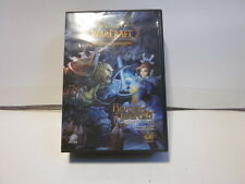 2006 WORLD OF WARCRAFT HEROES OF AZEROTH STARTER DECK W/3 EPIC CHARACTER CARDS