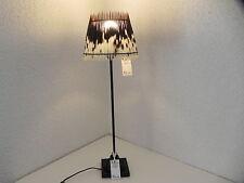 Tischleuchte Stachelschwein Lampe Leuchte Afrika Stehlampe Tischlampe #92.100.1