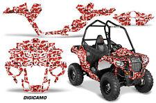 """Polaris Sportsman """"ACE"""" ATV Graphic Kit Wrap Quad Accessories Decals DIGICAMO R"""