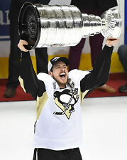 Sidney Crosby - 2016 Stanley Cup - 8x10 Color Photo