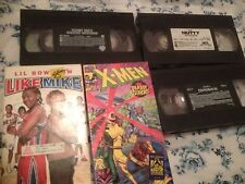 5 VHS TAPES MOVIES - 2 DVD SPOOKY MOVIES HORROR CLASSICS