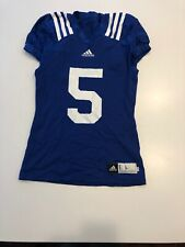 Game Worn Used UCLA Bruins Football Practice Jersey adidas #5 Size L