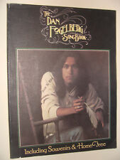 Dan Fogelberg Songbook 1975 piano chords vocals  Souvenirs & Home Free