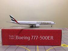Herpa Wings 1:500 518277 Emirates Boeing 777-300Er A6-Ega