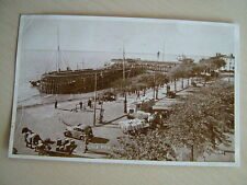 Postcard - VICTORIA PIER, HULL. Standard size. Used 1953.