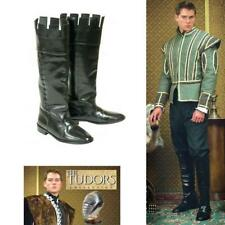 The Tudors Castle Top Leather Boots Perfect For Costume Re-enactment Stage LARP