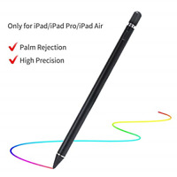 Black Upgraded Palm Rejection Active Stylus Pen 1.3mm Compatible with Apple iPad Pro TH1434