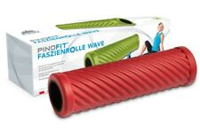 PINOFIT ®  Faszienrolle Wave Massagerolle ca.45 cm lang, ø ca. 12 cm