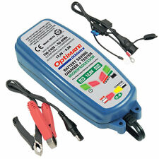 Optimate Lithium 12V 0.8A Battery Charger For LiFePO4 Motorcycle Batteries SAE