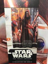 "NEW STAR WARS The Force Awakens FABRIC SHOWER CURTAIN 70 X 72"" DISNEY (K5)"
