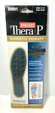 Homedics Thera P Magnetic Therapy Insoles Women's 5-10 One Pair MW-IF, Open Box