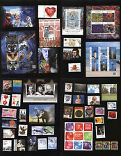 Poland 2015 - mint MNH - complete year set of 38 stamps + 10 blocks FULL ALL