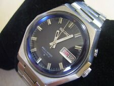 VINTAGE 70'S SEIKO BELL-MATIC BELLMATIC 4006-6050 - ORIGINAL BRACELET      *6343
