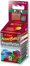 JBL NanoBetta Complete Food for All Betta Fish with 6% Krill 60ml - Original Box