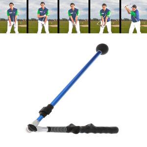 Golf Swing Trainer Legierung Position Grip Corrector Falten Körper Hilfs