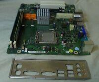 Fujitsu Esprimo P2550 D2950-A11 GS 2 LGA775 Motherboard With Plate 2GB RAM & CPU