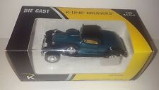 K-Line Kruisers 1929 British Classic Hard Top Diecast Car