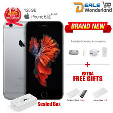 New Sealed Box Apple iPhone 6S Plus 128GB Mobile Phone Space Grey Unlocked