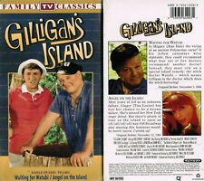 Gilligan's Island Waiting for Watubi And Angel on Island VHS Video Tape New