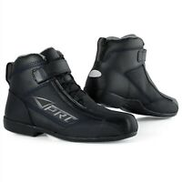 Winter Leather Waterproof Sport Boots Motorcycle Motorbike Boots Sonicmoto