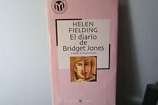 EL DIARIO DE BRIDGET JONES -HELEN FIELDING- (CL AÑO 1999 LIBRO EN BUEN ESTADO)