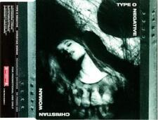 Type O Negative: Christian Woman PROMO Music CD Suspended Dusk 3trk w/ Artwork!