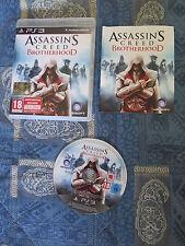 PS3 : ASSASSIN'S CREED : BROTHERHOOD - Completo, ITA ! Capolavoro! Prima stampa