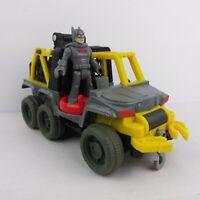 Imaginext DC Super Friends Streets Of Gotham City Batman & 6 x 6 Vehicle
