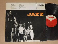 JAZZ - LP Amiga 850009 Jazz-Optimisten Manfred Krug, Rediske, Gerry Wolff
