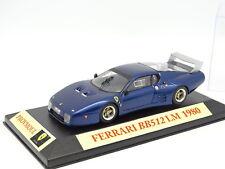 Provence Moulage Kit Monté 1/43 - Ferrari BB 512 LM 1980 Bleue