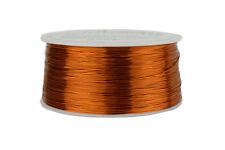 Temco Magnet Wire 26 Awg Gauge Enameled Copper 200c 1lb 1258ft Coil Winding