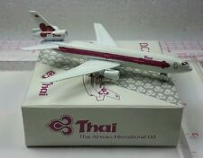 New Vintage Schabak THAI Douglas DC-10-30 Diecast 1:600 scale