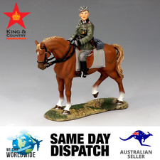 King & Country FOB055 German Mounted Adjutant MIB Retired