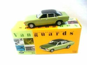 Corgi Vanguards Ford Granada Ghia  MK1   Onyx Green   VA05202   RARE