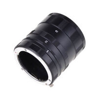 Macro Extension Tube Adapter set For Sony E NEX Mount A7 A7R NEX-7 UKFilter