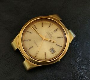Vintage Omega Geneve Automatic Mans Watch Call 1012 Ref. 166.0173 To Restoe
