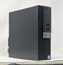 Dell Optiplex 7040 Sff Intel i5-6500, 3.20Ghz 8Gb Ddr3 500Gb Hdd No Os Desktop