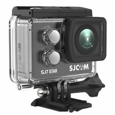 "SJCAM SJ7 Star WiFi 4K 30FPS 2"" Touch Screen Remote Action Helmet DV Black"